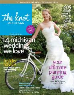 the knot Michigan Magazine